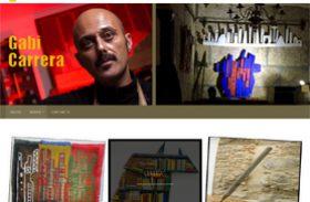 A Web de Gabi Carrera – Artista Enxeñeiro